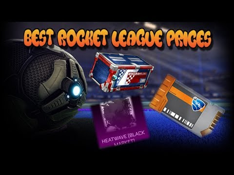 ROCKET LEAGUE NEW PRICE GUIDE! PS4 XBOX AND STEAM!