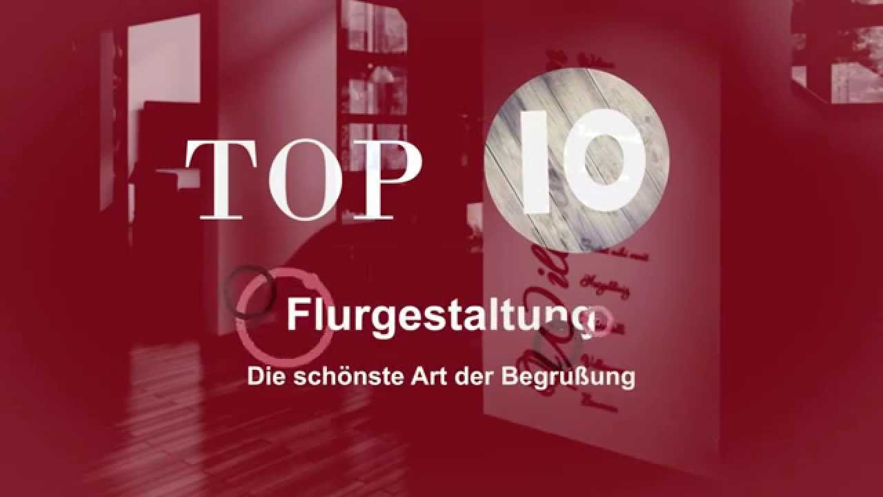 top 10 flurgestaltung die sch nste art jemanden. Black Bedroom Furniture Sets. Home Design Ideas