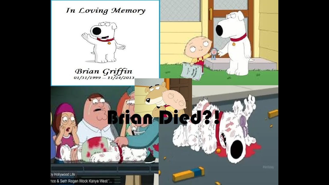 Brian The Dog Dies
