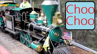 Choo Choo Train Amusement Park Rides for Kids Thomas Preschoolers Boys Children