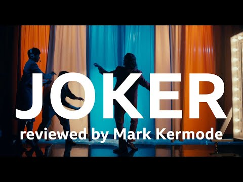 Joker reviewed by Mark Kermode
