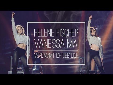 Helene Fischer & Vanessa Mai - Verdammt ich lieb' dich | Die Helene Fischer Show 2017
