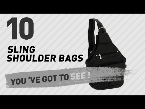 Sling Shoulder Bags , Top 10 Collection // New & Popular 2017