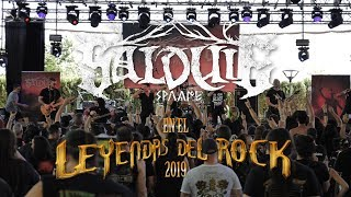 Sertorio - SALDUIE - Leyendas del Rock Aftermovie