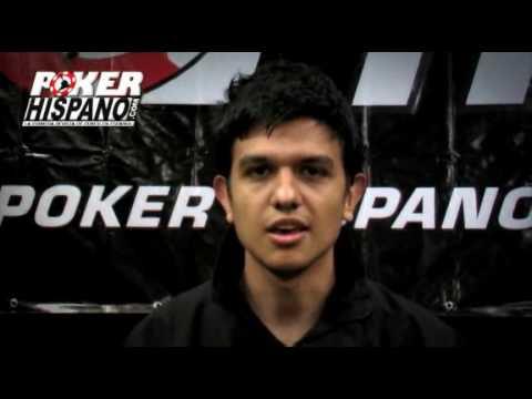 Poker Hispano Tour - PHT Costa Rica Juan Carlos Egea