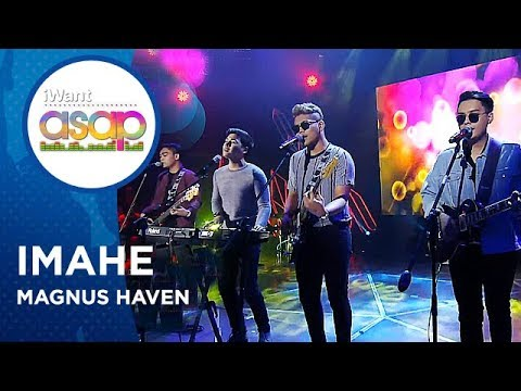 Magnus Haven - Imahe | IWant ASAP Highlights