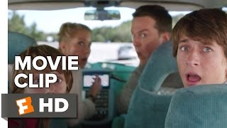 Vacation Movie CLIP - Hand Brake Turn (2015) - Ed Helms, Leslie Mann Comedy HD