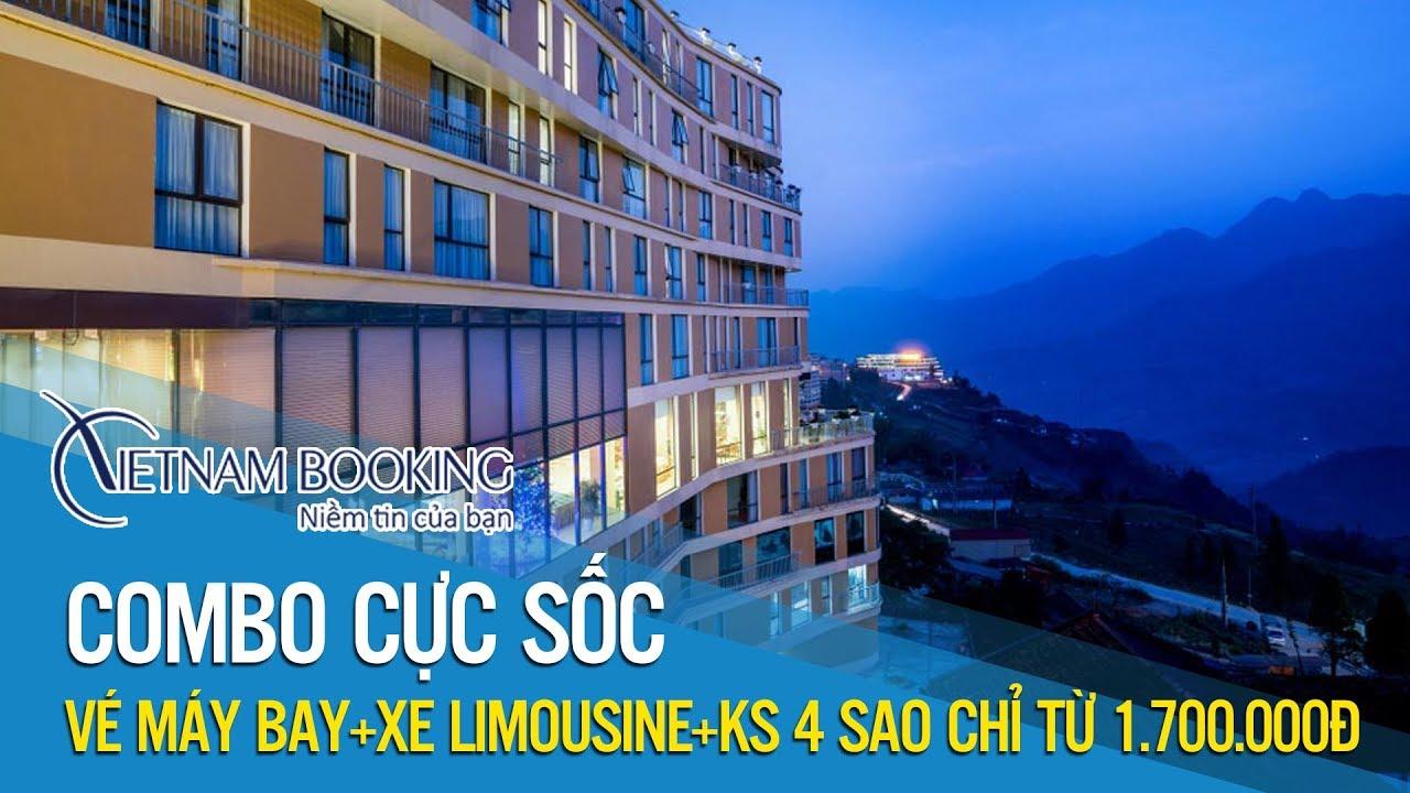 Vietnam Booking| Combo du lịch Sapa - Ưu đãi Khách sạn Amazing Sapa chỉ 1.700K