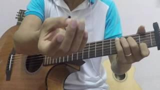 Bài 4: Điệu Slow Fingerstyle, Hướng dẫn palm, Hướng dẫn nail attack