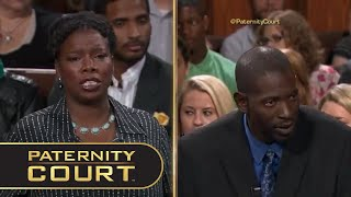 Once Homeless Man Could Be Father Of Child (Full Episode)   Paternity Court