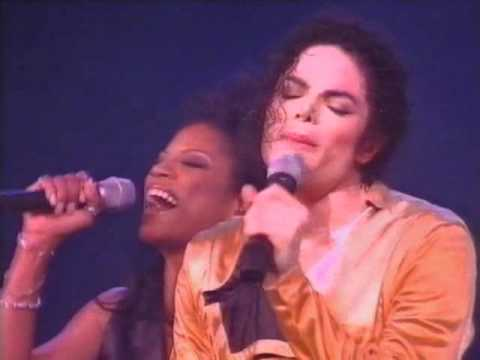 Michael Jacks  I Just Cant Stop Loving You   In Brunei Royal Ccert  1996