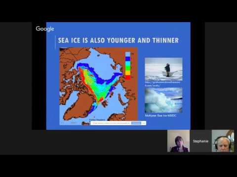 NOAA Game Jam - Climate Change in the Polar Region