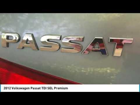2012 Volkswagen Passat 2012 Volkswagen Passat TDI SEL Premium FOR SALE in Bakersfield, CA U1463