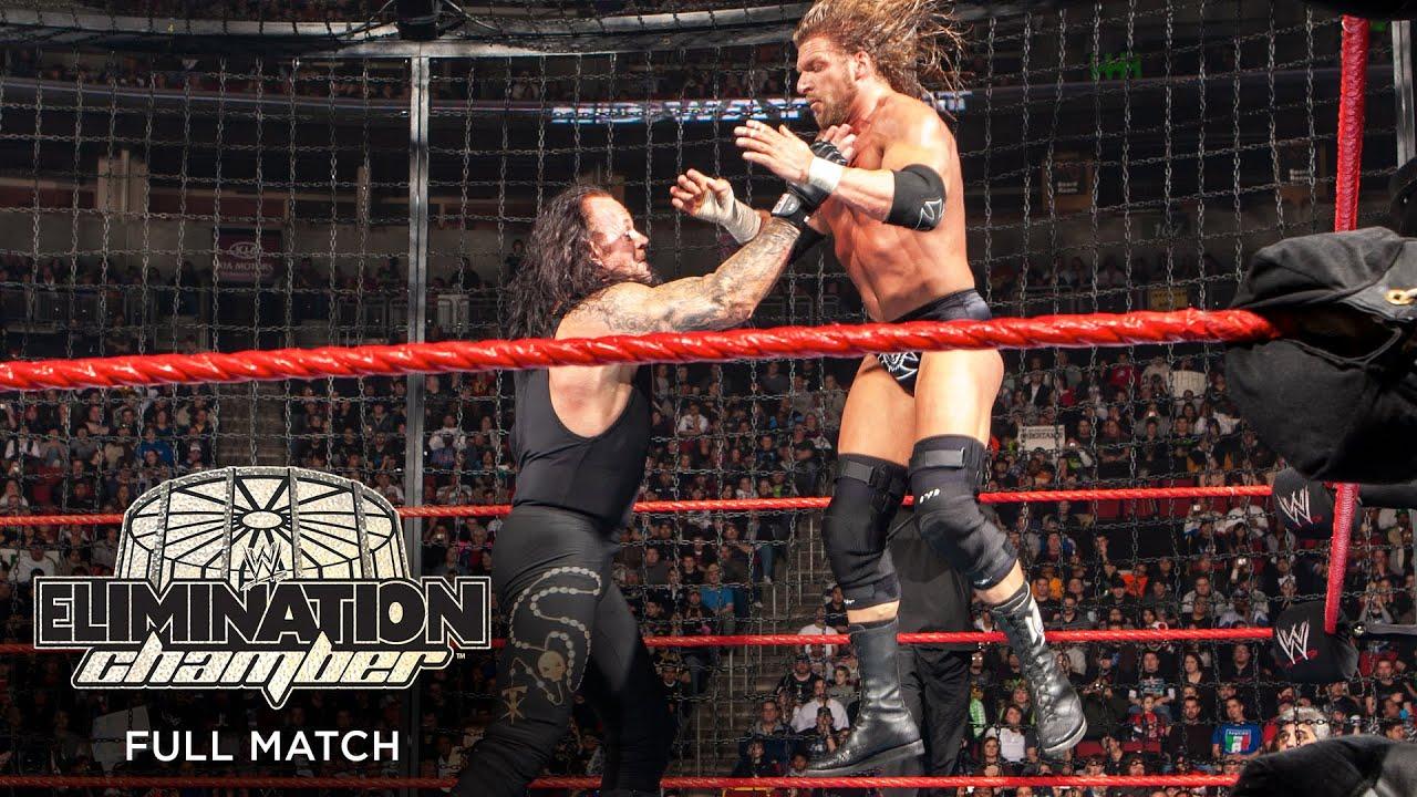 Download FULL MATCH - WWE Championship Elimination Chamber Match: No Way Out 2009