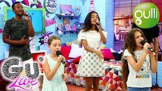 GU'LIVE : les KIDS UNITED chantent MAMA AFRICA ! avec Joan à 13h30 sur Gulli !! Emission 12 Partie 3