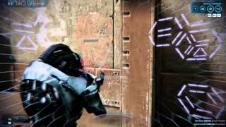 Mass Effect 3 - Four level 1s with common weapons on Platinum - Full Extraction
