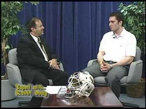 Dov Grumet-Morris of the NHL on TAPED WITH RABBI DOUG