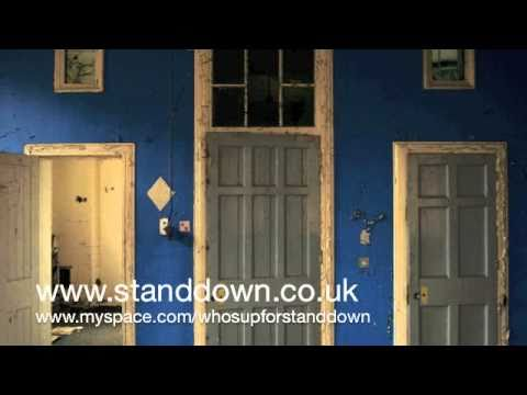 Stand Down - I Pressed The Fire Control - Songs For Abandoned Buildings