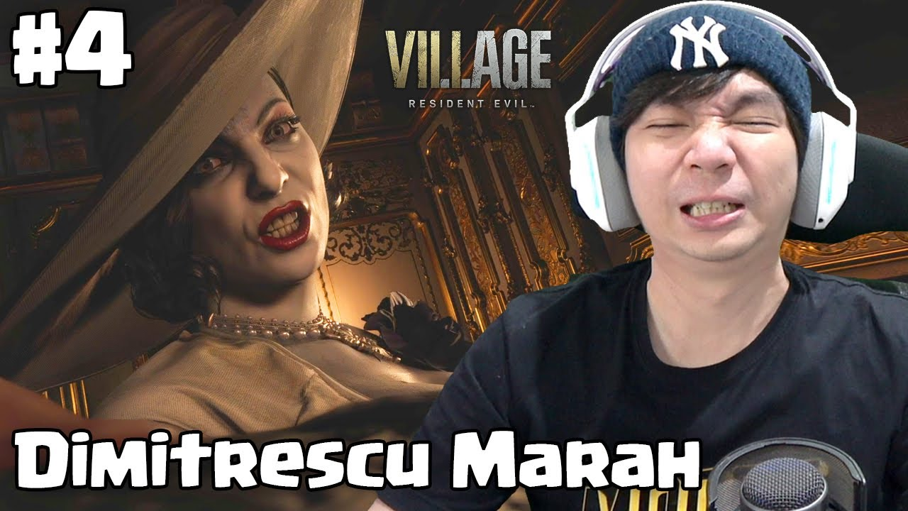 Dimitrescu nya Marah - Resident Evil Village 8 Indonesia - Part 4