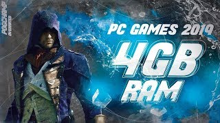 Top 15 PC Games For 4GB RAM | 2019 |