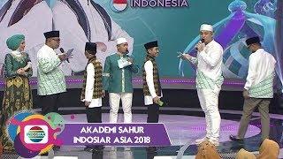seru host gak mau kalah adu kompak lawan il al aksi asia 2018