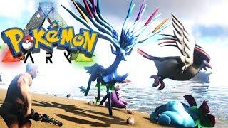 connectYoutube - Pokémon MASSACRE | ARK Pokemon Mod Survival Evolved Part 1