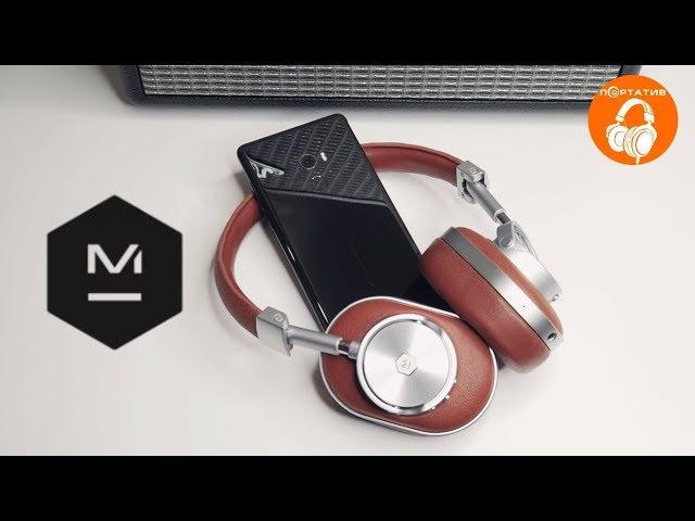 ????? Master and Dynamic MH40 Over-Ear ? MW60 Wireless | ??????? ?????? ????????!