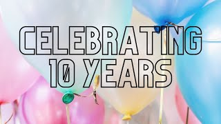 The Rayvan Group Celebrates its 10 year Business Anniversary!