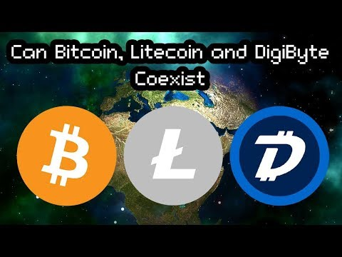 Can Litecoin and DigiByte Coexist?