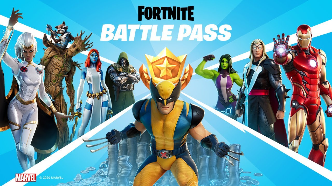 Fortnite Chapter 2 Season 4 Battle Pass Gameplay Trailer Youtube