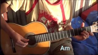 """Ария - """"Я свободен"""" на простых аккордах"""