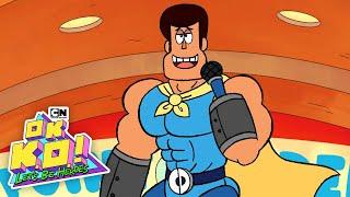 TAMAM K. O.! Dövüş Başkanları | Cartoon Network | Kahramanlar olsun