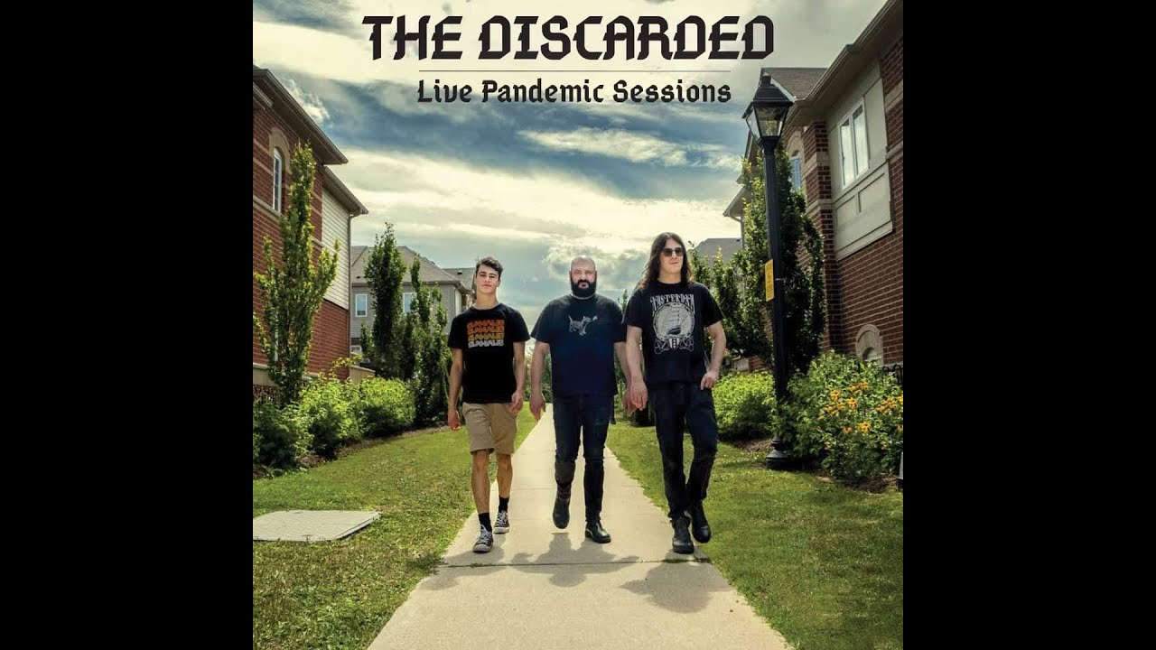 Download The Discarded- Live Pandemic Sessions (Album)