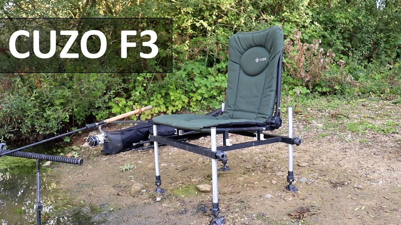 fishing chair cuzo old school barber krzeslo f3 opinia i przemyslenia youtube