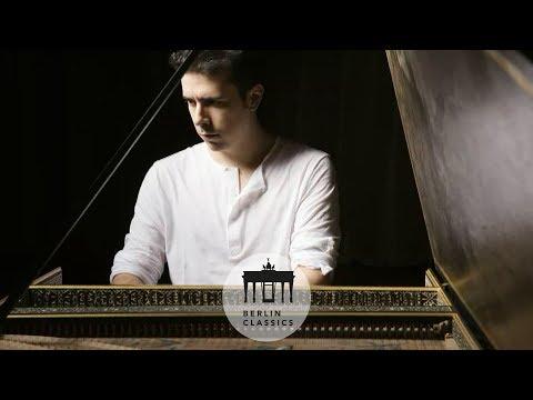 Francesco Corti - Bach: Partitas Nos. 1-6 (Trailer)