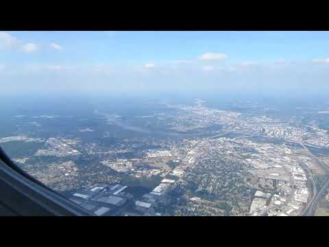 A Flight From Richmond, Virginia To Chicago O'Hare Airport
