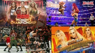 Top 10 WWE Womens Triple Threat Matches