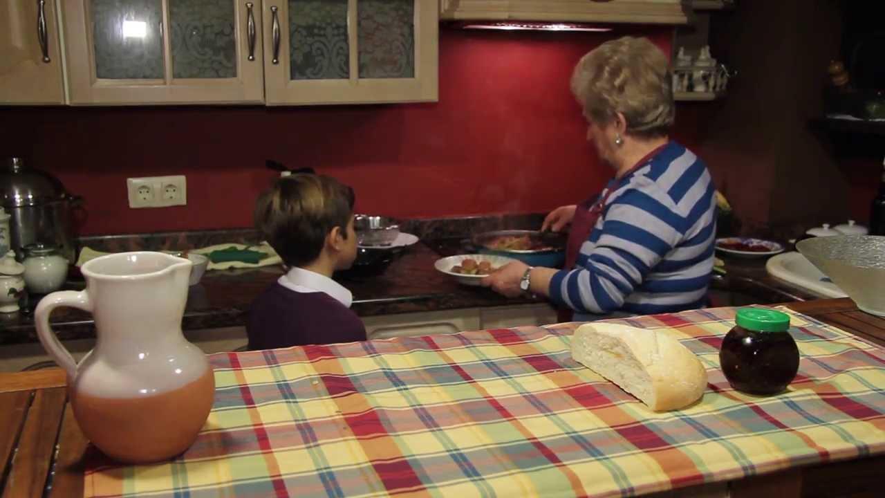 La cocina de mi abuela en m gina torres youtube - La cocina dela abuela ...