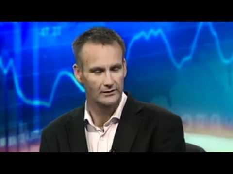 Bernard Hickey talks on TVNZ 7 about RBNZ Governor Alan Bollard