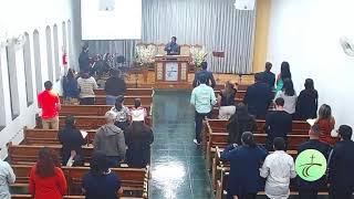Culto Solene   Igreja Presbiteriana Cidade das Artes   11-10-2020
