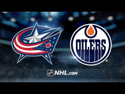 Vanek has hat trick in Blue Jackets' rout of Oilers