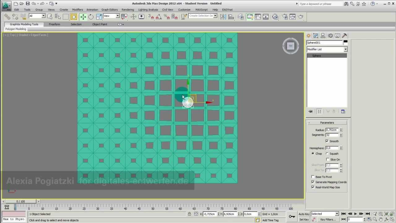 Volume select and morpher modifier in 3ds max youtube for Tutorial 3d max