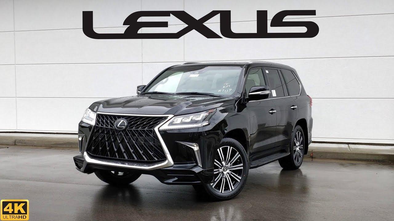 2020 Lexus LX 570 SPORT // Is the BOLDEST LX Worth $102,000 ...