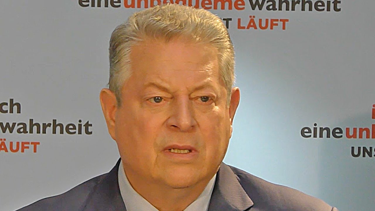 Al Gore on An Inconvenient Sequel: Truth to Power - full press conference Berlin (2017)