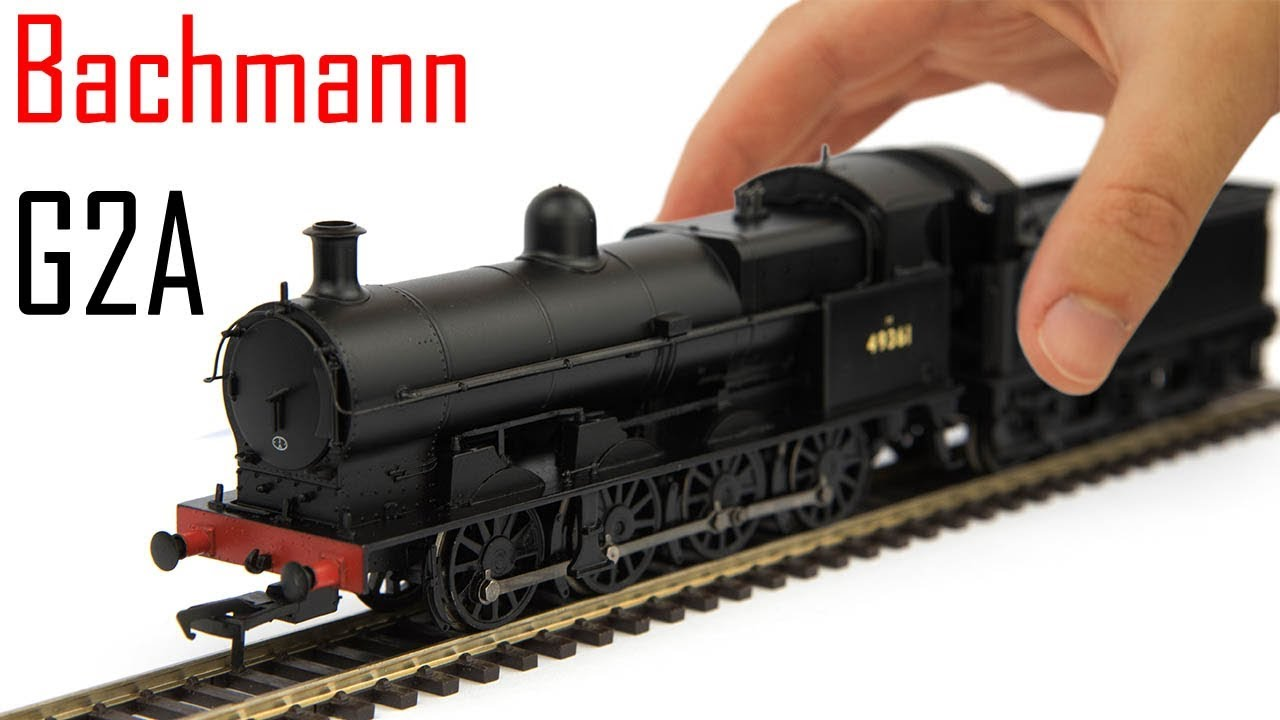 Unboxing The Bachmann Class Ga Super D