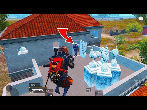 How to Fly in SQUAD HOUSE trick of Winter mode Ice 0.16.0 in PUBG Mobile