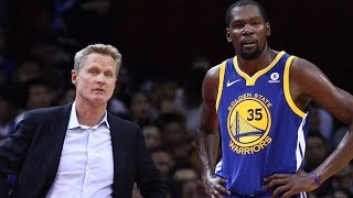 Steve Kerr comments on Chicago Bulls dynasty and his Golden State Warriors | ESPN