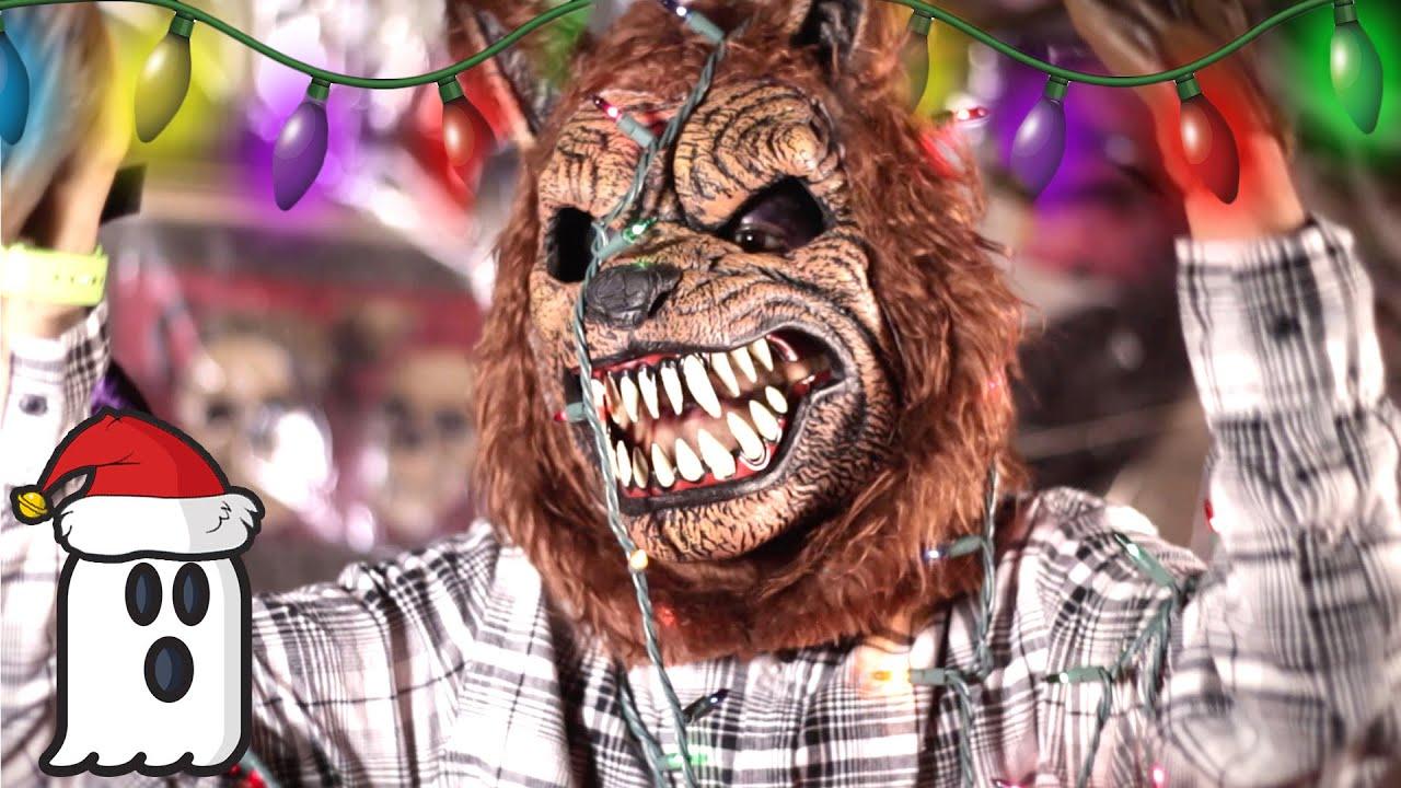 Christmas Tree Decorating! (Scary Christmas) - YouTube