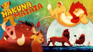 """THE LION KING"" [Hakuna Matata Remix!] -Remix Maniacs"