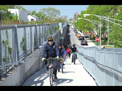 City Parks: America's New Infrastructure - Traffic & Transportation